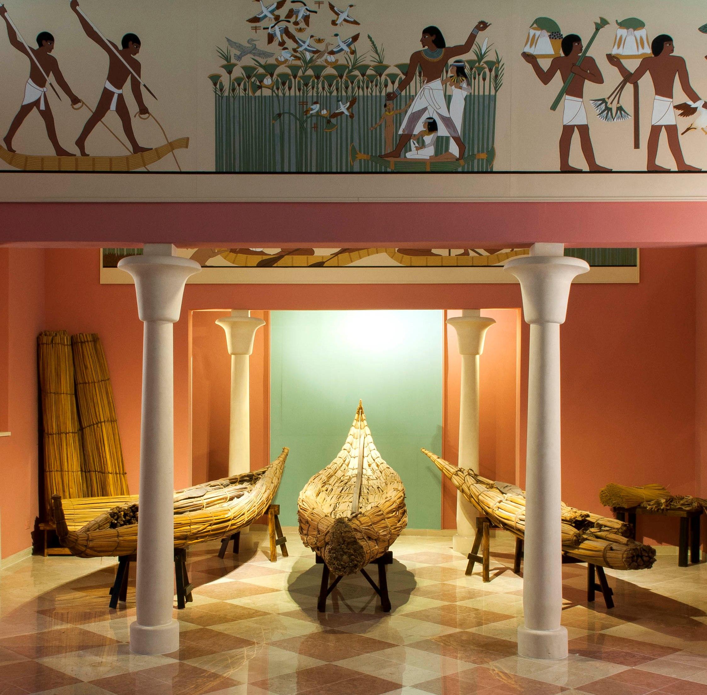 6769-14 Museo Papiro